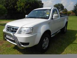 2012 Tata Xenon 2.2 DLE SWB PICK UP SINGLE CAB