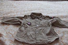 12d8e5f9787e Рубашка для мальчика Johnston в мелкий вельвет