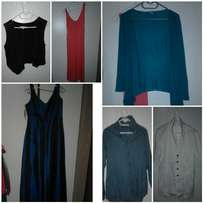 Woman's clothing for sale