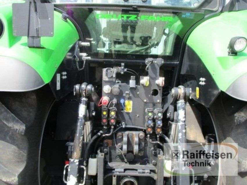 Deutz-fahr 7250 ttv warrior - 2015 - image 6
