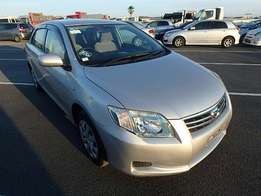 Toyota Axio New Arrival Model 2010
