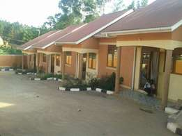 A two bedroom house for rent in kyanja gayaza rd