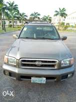 First Body And Extremely Clean 2000 Model Nissan Pathfinder