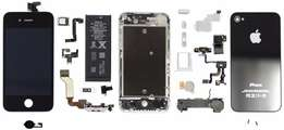 iDevices (apple devices) repair and spare parts