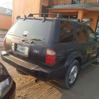 Well maintained Infiniti jeep