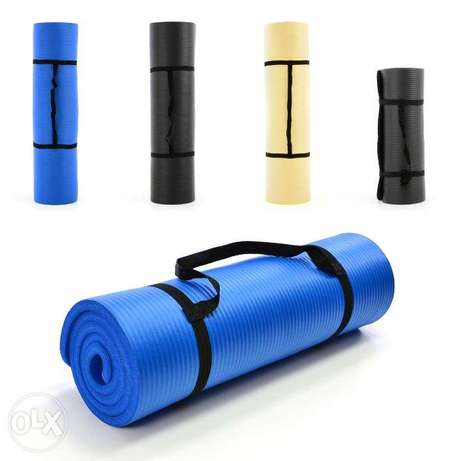 10mm Thickness Non Slip Yoga Mat for Sport