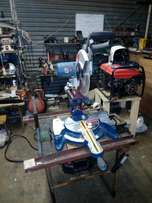 2000w Compound slideing Mitre saw for sale