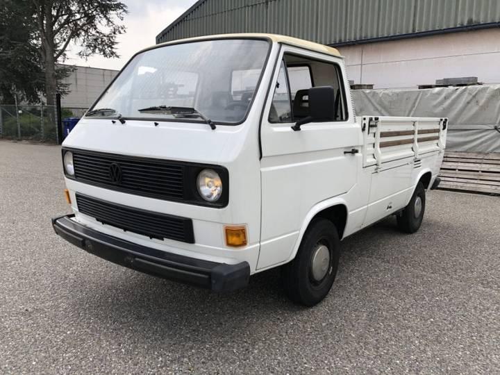 Volkswagen Transporter T3 - Benzine - Stuurbekrachting - Top - 1987