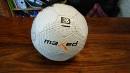 Maxed Soccer ball