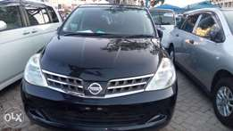 Nissan Tiida Hatch back