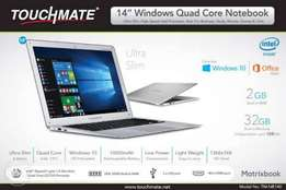 Laptop- Touchmate Matrix laptop for kids/home use