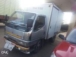 VERY clean and accident free Mitsubishi Canter, KBJ.