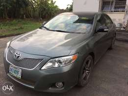 Toyota Camry muscle 08 upgraded to 010 engine has a sound Registered