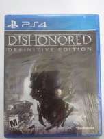 Dishonored Definitive Edition: (Brand new and sealed)