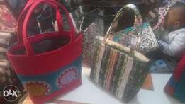 Shopping and safari bags for sale