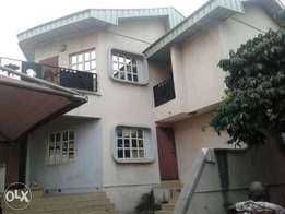 Well located 6bedroom duplex at Federal housing in Transekulu Enugu.