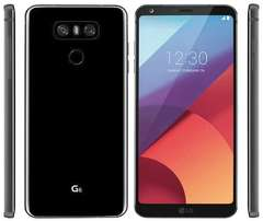 LG G6 [64GB ROM+4GB RAM] 13MP Dual Camera,NEW Sealed Free delivery