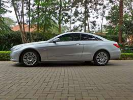 Mercedes Benz Coupe, E250