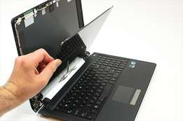 All Laptop Screen Replacements while you wait. Price from R1100.00.