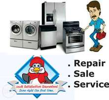 All home,office and commercial appliances sales,repair and servicing
