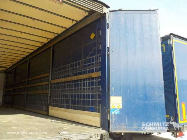 Schmitz Cargobull Tolóponyva Mega - 2013 - image 8