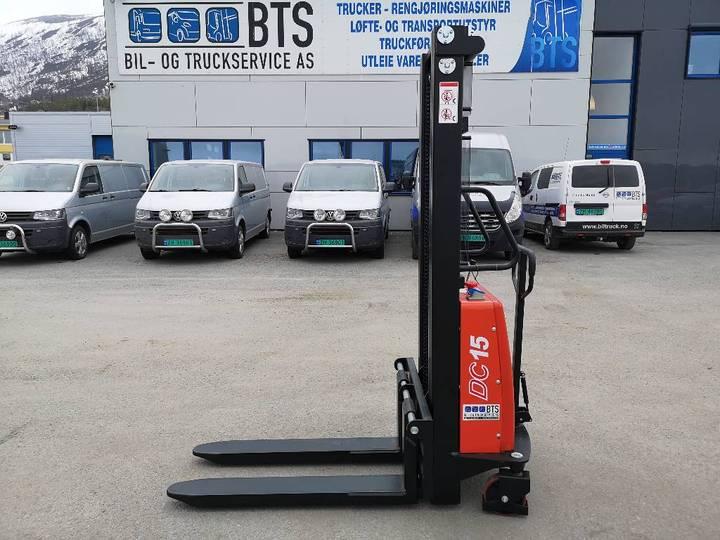 Heli Cbs15j M300 - 1,5 Tonns Ledestabler - 2019