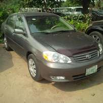 NIGERIAN USED Toyota Corolla, 2004. Buy & Drive. Very Ok