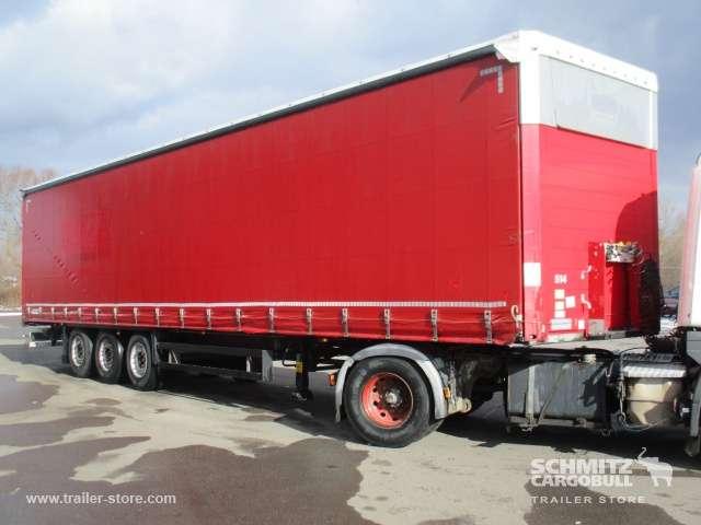 Schmitz Cargobull Semitrailer Curtainsider Standard - 2014 - image 3