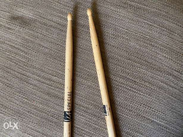 Drum Sticks USA - 5A ‏عصاة درمز