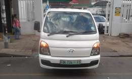 Hyundai H100 white in color 2012 model 90000km R138000 A/C available