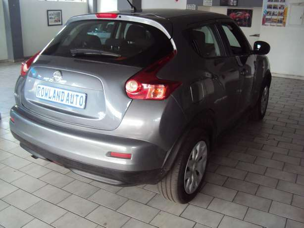 2012 Nissan Juke 1.6 for sell R120 000 Bruma - image 8