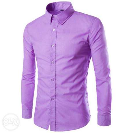 Official Dress Shirts For Men Slim Fit 100% Cotton Nairobi CBD - image 2