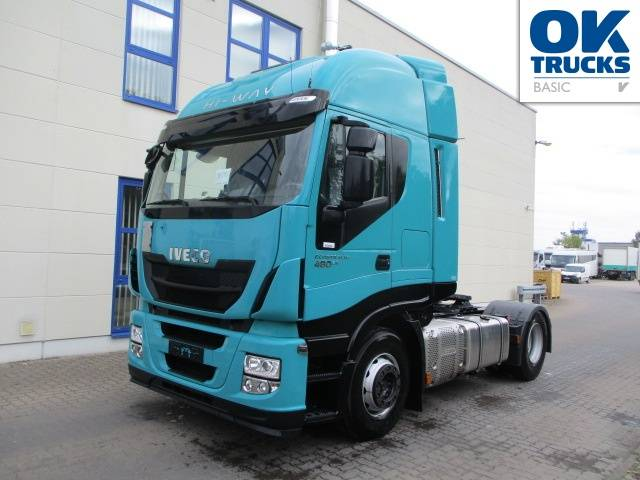 Iveco Stralis AS440S48T/PE - 2014