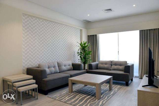 salmiya furnished and seaview 2br apartments