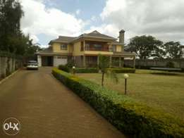 Runda mumwe 4 bedroom single storeyed stand alone to let 270k