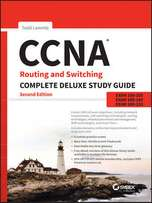 CCNA study guide deluxe by Todd Lammle