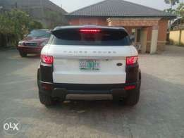 Very Neat And Sound Registered 2012 Range Rover Evogue