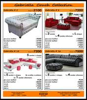 (S) NEW Gabriella Couch Collection_from R2100.