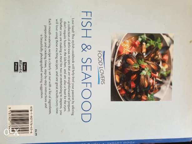 food lovers - fish and seafood