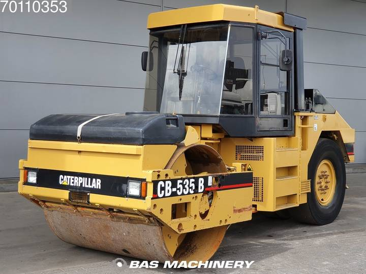 Caterpillar CB 535 B - 2003