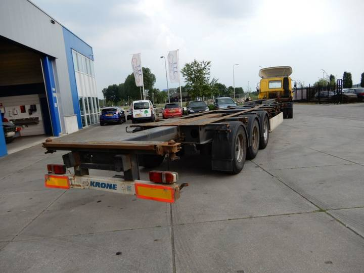 Krone SD 27 Chassis / BPW Drum - 2007