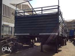 Bhachu 3 axle 40ft Trailers for Sale