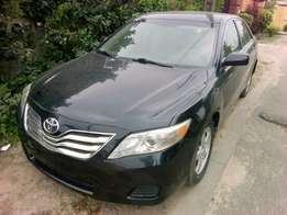 Toks Toyota Camry LE 2010 Black