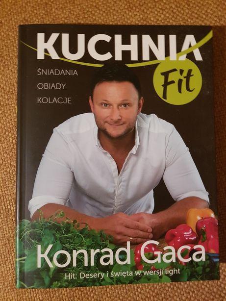 Okazja Nowa Kuchnia Fit Konrad Gaca Odchudzanie Przepisy