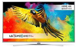 "LG UH770V Series 55"" Super UHD IPS 4K Quantum Display TV"
