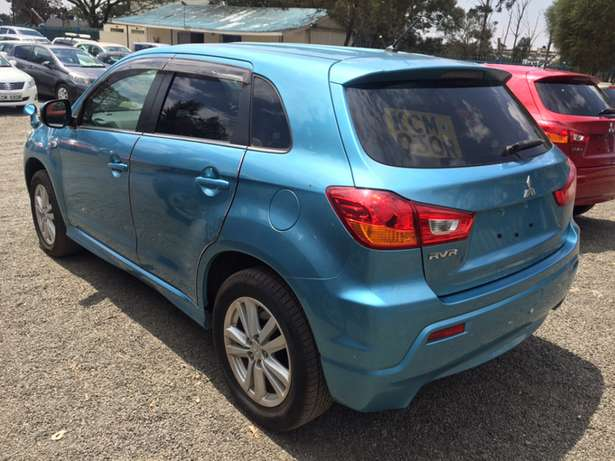 mitsubishi RVR with spare tyre Hurlingham - image 3