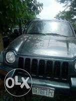 Very clean liberty jeep for sale at a give away price