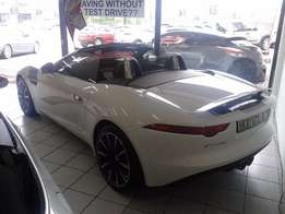 Jaquar F Type 3.0 Convertable