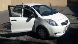 Toyota Yaris 1.4 L urgent sale at affordable price