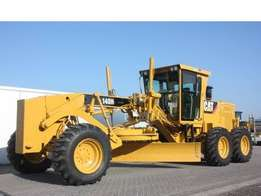 CAT 140 K Grader For Sale.
